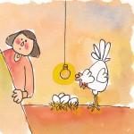 dal uova alla gallina 2